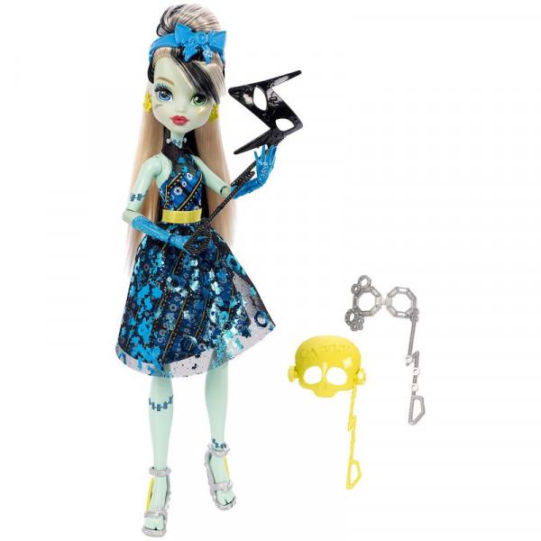 Кукла Буникальные танцы Френки Штейн Monster High