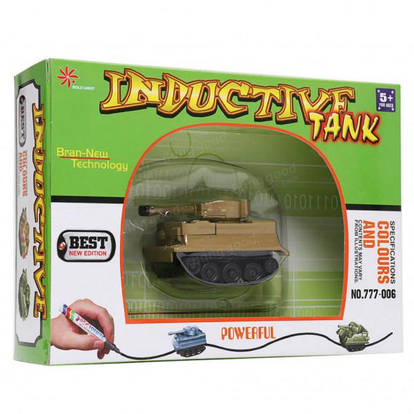 Индуктивная машинка (Inductive car) - Танк