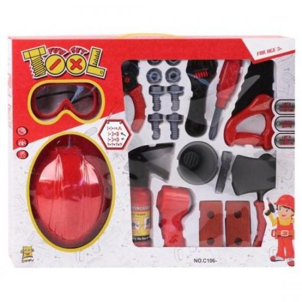 Набор best toys Пожарный