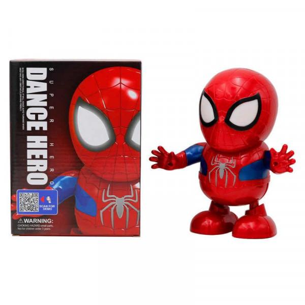 Танцующий Человек Паук Dance Hero
