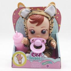 Пупс IMC toys Cry Babies Плачущий младенец Нала