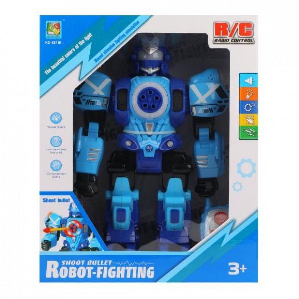 Боевой робот Robot-Fighting (синий)