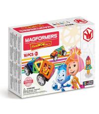 Magformers Магнитный конструктор Fixie Wow Set 770001