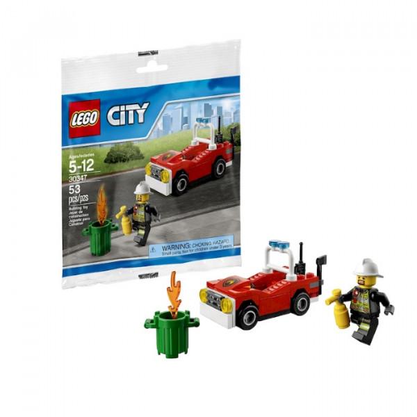 Lego City 30347 Пожарный автомобиль