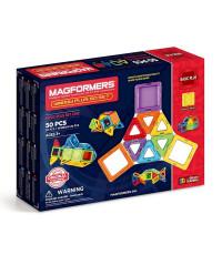 Магнитный конструктор Magformers 715003 Window Basic Plus 50pcs
