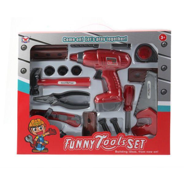 Набор инструментов best toys Строитель