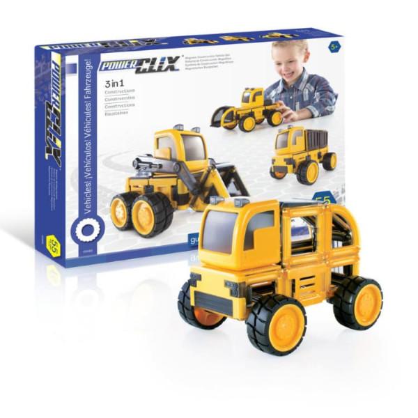 Конструктор магнитный PowerClix® Frames 6 деталей