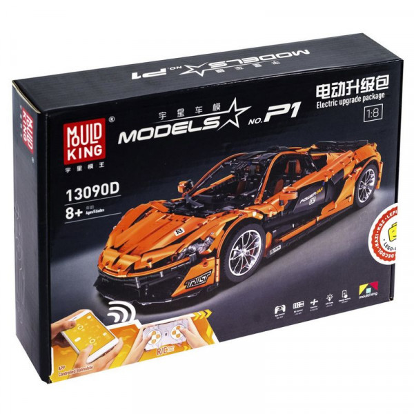 Конструктор Спортивный автомобиль McLaren на радиоуправлении 3228 дет. MOULD KING