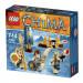Lego Chima 70229 Лагерь Клана Львов