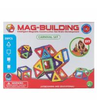 Магнитный конструктор Mag-Building 28 деталей Carnival GB-W28