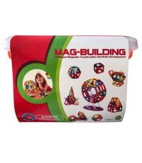 Магнитный конструктор Mag-Building 72 детали Brain Up GB-W72