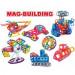 Магнитный конструктор Mag-Building 200 деталей GB-W200 Smart Set