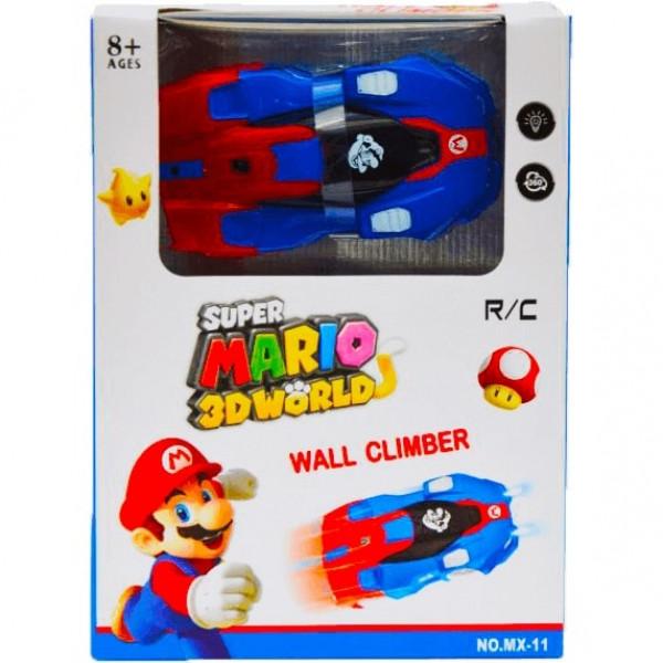 Антигравитационная машинка Mario Wall Climber