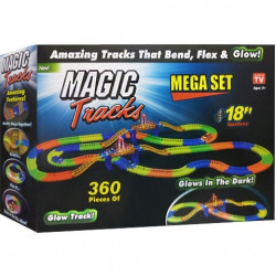 Magic Tracks 360 деталей