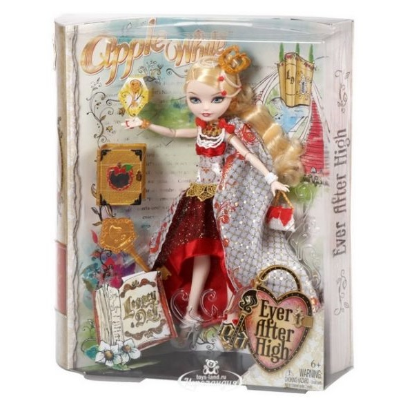 Кукла День наследия Эппл Вайт Ever After High