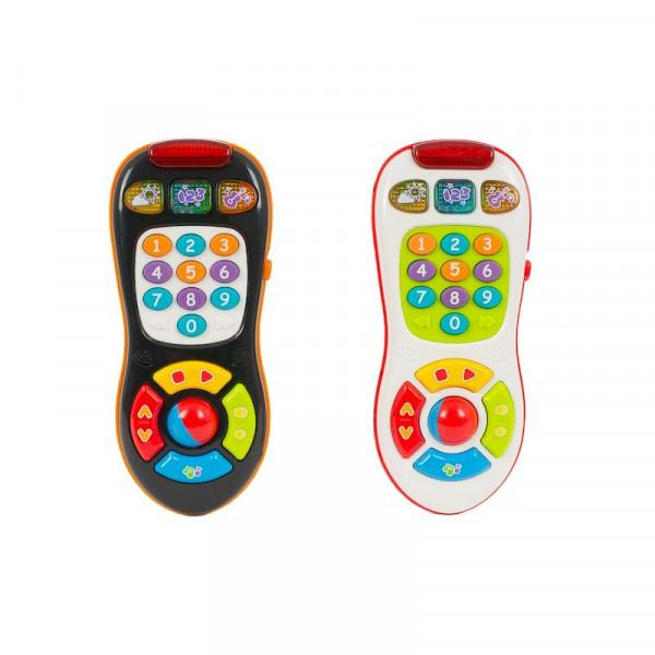 Play Smart Развивающая игрушка Пульт управления Умняга 7390