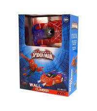 Антигравитационная машинка Spider-Man Wall Climber